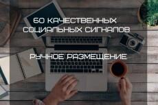50 постов на форумах - прокачанные профили 23 - kwork.ru