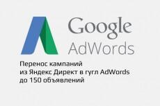 Аудит кампаний Яндекс Директ 4 - kwork.ru