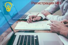 Заполню налоговую отчётность для ИП 23 - kwork.ru