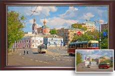 Стилизация фото под живопись акварелью 8 - kwork.ru