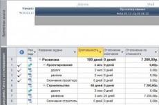 Разработка бизнес плана, инвестиционного проекта, графики, отчетность 4 - kwork.ru