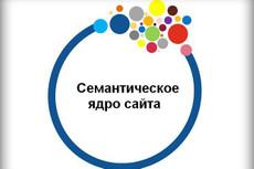 Соберу семантическое ядро и распределю запросы по страницам 11 - kwork.ru