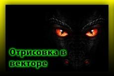 оформлю соц. сети 3 - kwork.ru