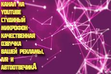 Качественная озвучка, всего за 500 рублей 3 - kwork.ru