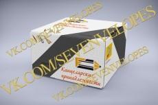 продам дизайн конвертов 16 - kwork.ru