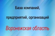 База компаний, предприятий, организаций. - Амурская область 21 - kwork.ru
