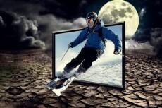 обработаю ваше фото в стиле DreamArt 10 - kwork.ru