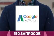 Профессиональная настройка Google Adwords 12 - kwork.ru