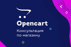 Opencart, Ocstore. Правки дизайна 19 - kwork.ru