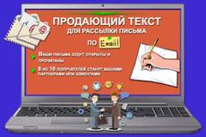 Пишу продающие тексты,бизнес-тексты, корректирую и редактирую 19 - kwork.ru