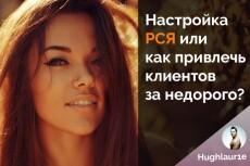 Профессиональная настройка РСЯ 12 - kwork.ru