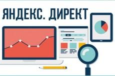 Настрою рекламную кампанию в Яндекс Директ (100 объявлений на 100 ключевиков) 13 - kwork.ru