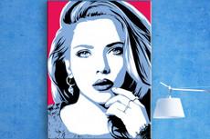 2 портрета в поп-арт стиле по фотографии 19 - kwork.ru