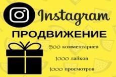 40000 просмотров в Instagram быстрое выполнение. Менее суток 20 - kwork.ru