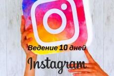 Управление аккаунтами в социальных сетях 11 - kwork.ru