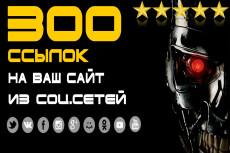 101 ссылка из социальной сети Google+ 34 - kwork.ru