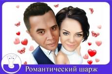 Нарисую карикатуру 27 - kwork.ru