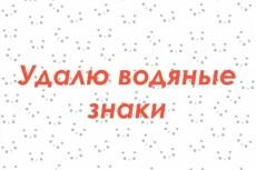 Установлю водяной знак на ваши изображения 17 - kwork.ru