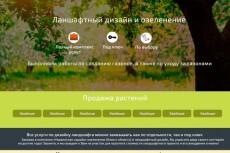 Cоздам landing page 3 - kwork.ru