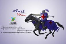 Удалю вирусы с сайта 20 - kwork.ru