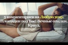 Размещение вашей ссылки на 22 трастовых сайтах. ИКС базы более 170000 31 - kwork.ru