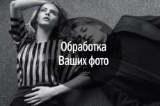 Работа с иллюстрациями и изображениями 6 - kwork.ru