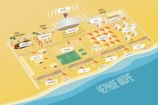 Создание профессиональных карт, любая тематика 21 - kwork.ru