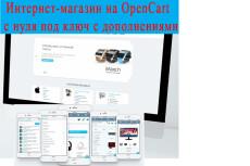Премиум интернет-магазин уже готовый к продажам 8 - kwork.ru