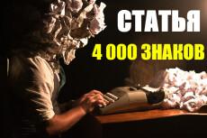 Уникальная Статья 4 000 знаков. Стройка, ремонт, дизайн 12 - kwork.ru