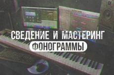 Аудиомонтаж, обработка и редактирование любых звуковых аудиофайлов 9 - kwork.ru