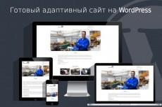 Сверстаю html5+CSS3 из PSD макета 4 - kwork.ru