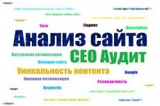 SEO Анализ Качества Ссылок -Ссылочной Массы - Вашего Сайта 11 - kwork.ru
