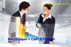 Продвину сайт в ТОП-10. Комплексное продвижение от А до Я 6 - kwork.ru