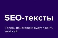 Оптимизирую 1 страницу не вошедшую в ТОП. Вылет в ТОП+3 жирные ссылки 24 - kwork.ru