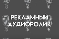 Изготовление аудиоролика 11 - kwork.ru
