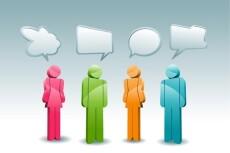 Напишу 80 сообщений на вашем форуме 4 - kwork.ru
