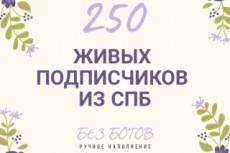 Добавлю 3000 подписчиков на паблик FanPage в Facebook 60 - kwork.ru