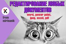Оптимизация готовых статей, впишу ключи 15 - kwork.ru