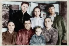 Восстановление старых фотографий, ретушь, цветокоррекция, раскраска 8 - kwork.ru