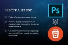 Адаптация сайта под все разрешения экранов и мобильные устройства 211 - kwork.ru