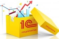 Напишу обработку 1С 27 - kwork.ru
