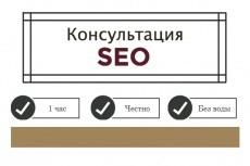 сделаю быстрый анализ сайта 8 - kwork.ru