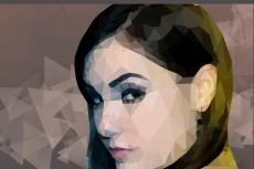 Нарисую по фото арт, портрет в стили pop art 29 - kwork.ru