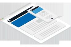Адаптивный многостраничный сайт 20 - kwork.ru