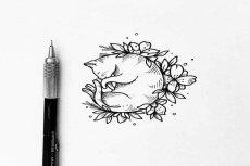 Иллюстрации карандашом или акварелью 18 - kwork.ru