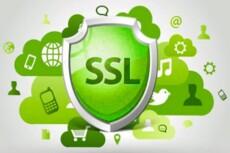 Установка SSL Сертификата + настройка редиректа 13 - kwork.ru