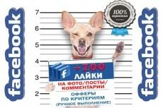 Комментарии instagram 5 - kwork.ru
