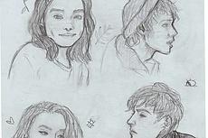 Напишу портрет, скетч от руки 46 - kwork.ru