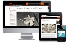 Верстка сайта, страницы по PSD макету или примеру 72 - kwork.ru