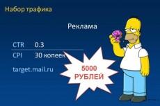подготовлю одну рекламную кампанию 4 - kwork.ru